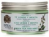 Camomila Intea Thé Vert & Menthe Masque pour Cheveux Gras 250 ml