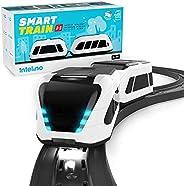 intelino J-1 Train Intelligent Kit de Départ - Train de Jouet Robot Qui Enseigne Le Codage à Travers Le Jeu -
