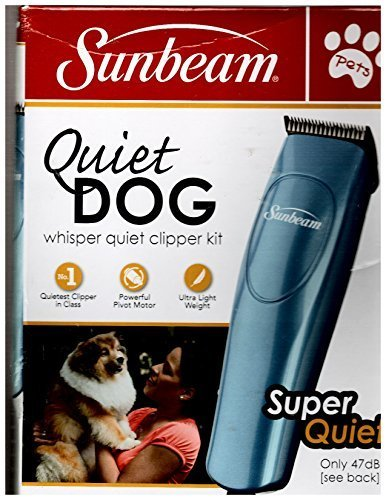sunbeam-quiet-dog-whisper-quiet-clipper-set-by-sunbeam