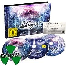 WINTERSUN, Time I MAILORDER EDITION - 2CD-Digi + DVD