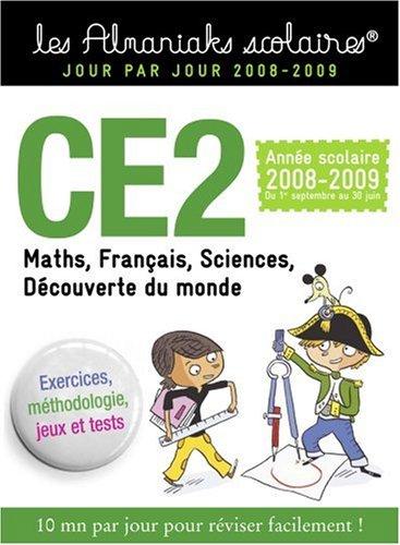 Les Almaniaks scolaires : CE2 2008-2009