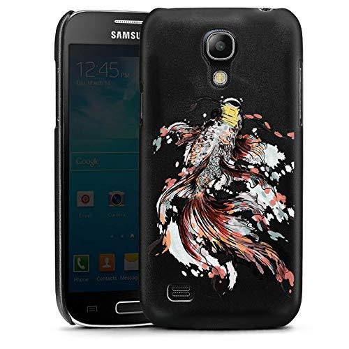 DeinDesign Hülle kompatibel mit Samsung Galaxy S4 Mini Handyhülle Case Koi Karpfen Fisch ohne Hintergrund
