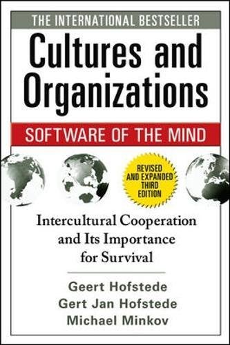 Cultures and Organizations: Software of the Mind, Third Edition por Geert Hofstede
