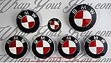 Weiß und Dragon Rot Feurig Glänzend Abzeichen Emblem 3M 1080 Vinyl Überzug Aufkleber Bezüge für BMW Haube Koffer Felgen Räder für Alle BMW