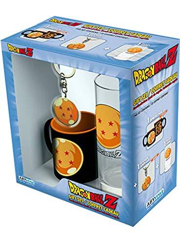 ABYstyle-Dragon Ball Mini-mug Llavero Vaso Crystal