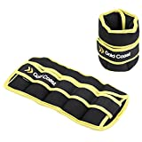 Best Adjustable Ankle Weights - Gold Coast Adjustable Ankle and Wrist Weights Review