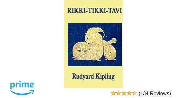 rikki tikki tavi amazoncouk rudyard kipling 9781617205392 books