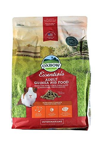 Petlife Oxbow Cavy Cuisine Komplettfutter für ausgewachsene Meerschweinchen, 4,5kg (10 Lb-protein)