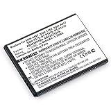 subtel Batterie premium pour Samsung GT-S3350 Ch@t 335 / GT-S3850 Corby II (900mAh) Batterie de recharge, Accu remplacement