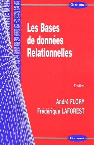Les Bases de données Relationnelles par André Flory