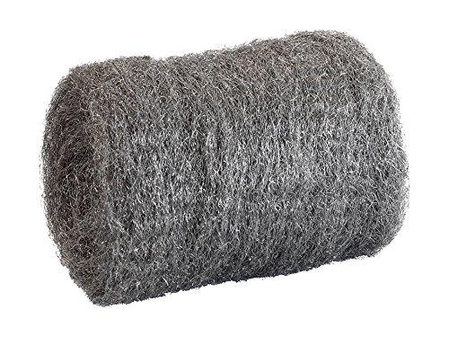 Preisvergleich Produktbild kwb 6 Rollen Stahlwolle 089700 (fein, Nr. 00, Gütestahl)