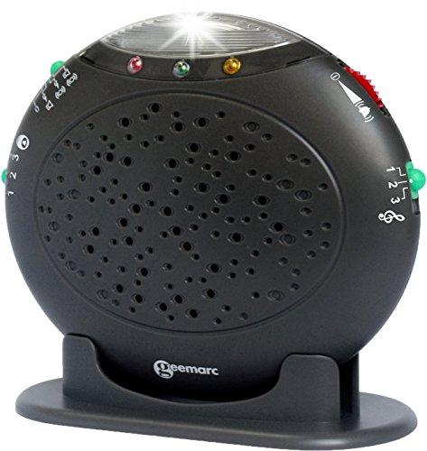 Geemarc Amplicall 10 De Visualización De Llamadas Con El Sonido Y La Señal De Luz Led