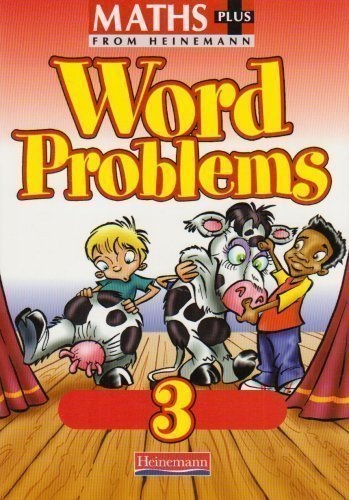Maths Plus: Word Problems 3 - Pupil Book by Frobisher, L.J. 1st (first) Edition (2002)