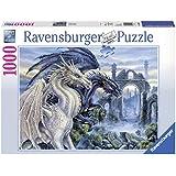 Ravensburger - 19638 - Puzzle Dragons Mystiques 1000 Pièces