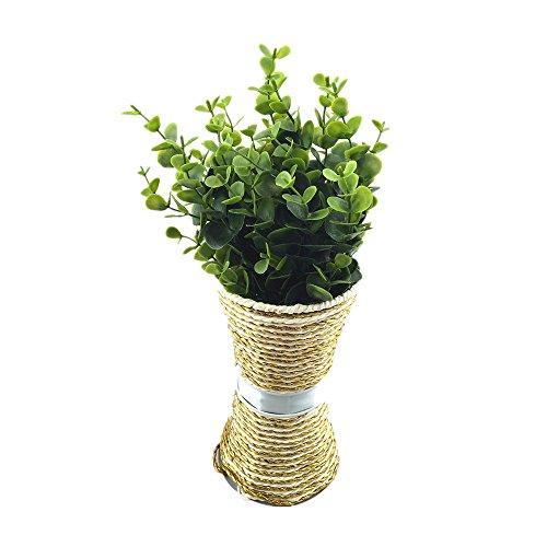 Kunstblumen Kunstpflanz 1 Sträuße verschiedene Design ideal als Deko/DIY/Hochzeit/Party/Büro/Zuhause