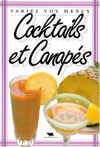 Cocktails et canapés par Philippe Decencière