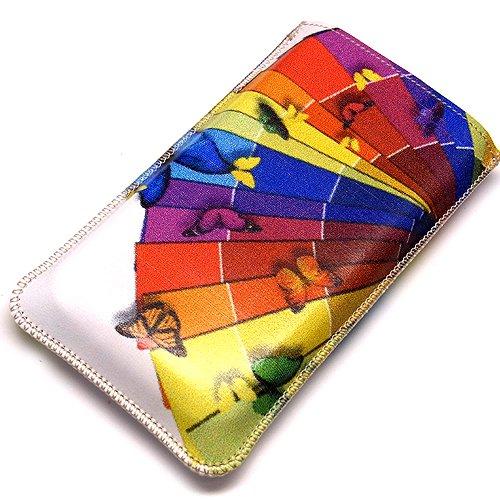 Handytasche Smartphonetasche Schutzhülle Tasche Hülle Etui Case für ACER FUSION HTC HUAWEI LG MOTOROLA NOKIA O2 PANASONIC PHILIPS PLUM SAGEM SAMSUNG SIEMENS SIMVALLEY SONY T-MOBILE VERYKOOL VODAFONE
