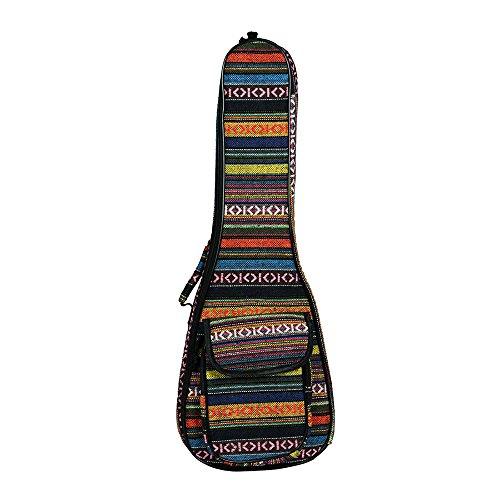 ammoon Ukulele Gig Bag Case Cover Spezielle National Style 23