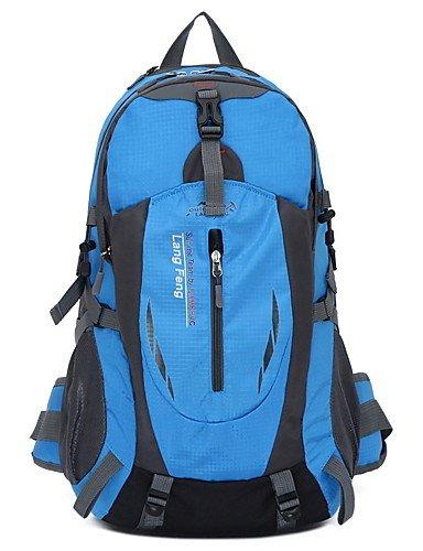 ZQ 30 L Tourenrucksäcke/Rucksack / Travel Organizer Legere Sport Draußen Wasserdicht / Schnell abtrocknend / tragbar / Atmungsaktiv andere Blue