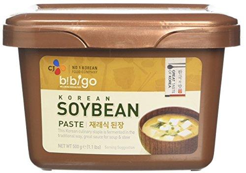 CJ Bibigo Korean Soybean Paste (Doenjang) 500g