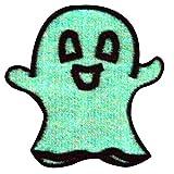 Resplandor En Fantasma Feliz Oscuro Embroidered Badge Hierro En Coser En El Parche