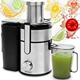 Duronic Juicer JE10 Whole Fruit and Vegetable...