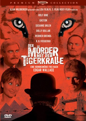 Der Mörder mit der Tigerkralle