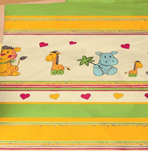 Zootiere – Kinderbettwäsche – Aminata Kids - 2