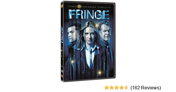 Fringe - 4ª Temporada Import Dvd 2013 Anna Torv; Joshua ...