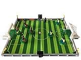 Fußballstadion kompatibel mit anderen Bausteinen (Grün)