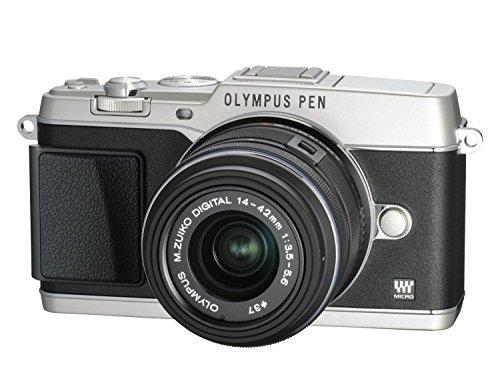 olympus-e-p5-cmara-evil-de-161-mp-pantalla-3-estabilizador-ptico-grabacin-de-vdeo-negro-y-plateado-k