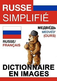 Russe Simplifié - dictionnaire en images par [Poxleitner, Evi]