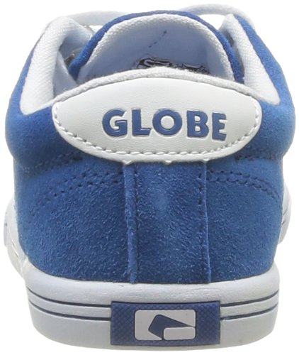Globe Lighthouse Slim, Baskets mode mixte enfant Bleu (19289)