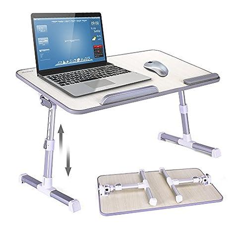Table Hauteur Ajustable - MAPUX Table Multifonctions réglable en hauteur et