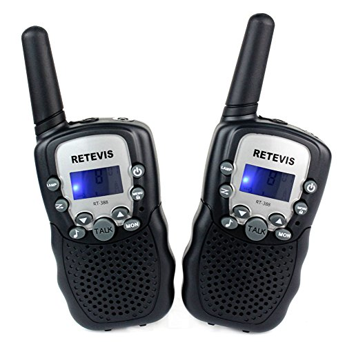 En Rt Retevis Walkie Uhf Amazon 388 Niños Talkie KJcTlF1
