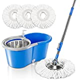 Best Spin Mops - 5L Mop and Bucket Set 360 Degree Spin Review