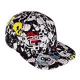 TuTu by Galeja Kinder Basecap Snapback Onesize 52/56 Skull Schirmmütze Hip Hop Cap New Kollektion