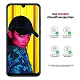 Huawei P smart 2019 BUNDLE (Dual-Sim Smartphone, 15,77 cm (6,21 Zoll), 64GB interner Speicher, 3GB RAM, Android 9.0) midnight