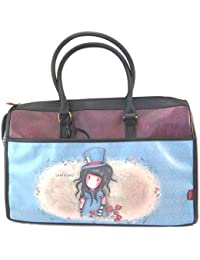 Travel bag 'gorjuss santoro blauviolett - 47.5x33.5x22.5 cm.