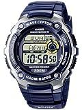 Casio Unisex-Armbanduhr Digital Quarz Plastik WV-200E-2AVEF