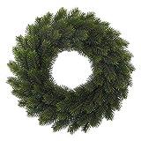 Künstlicher Tannenkranz grün 48cm