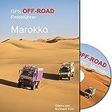 GPS-OFFROAD Reiseführer Marokko - 41 Routen mit Beschreibung, Karten, Waypoints