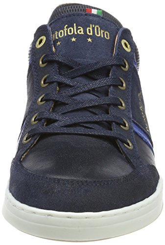 Pantofola Doro Herren Mondovi Uomo Low Sneaker Blau (dress Blues)