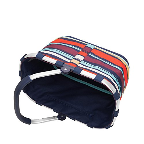 Reisenthel Carrybag 2, Panier de Courses, Motif de Fleurs, Bl4031