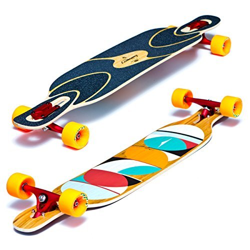 Loaded Dervish Sama Flex-1 Complete Longboard (Pro Build) by - Dervish Flex 1 Sama