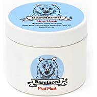 BeBarefaced Dead Sea Mud Face Mask - Facial Anti Ageing Blackhead & Acne Treatment For All Skin Types - Naturally Experience The Best Skin Possible