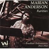Marian Anderson - Rareties