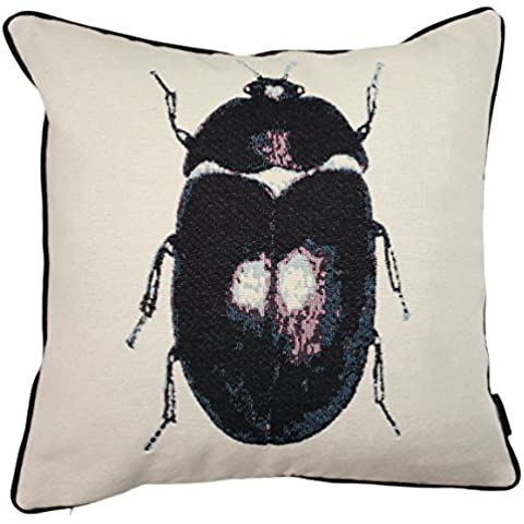 Cuscini con stampa di animali, Beetle Bug, With Polyester Filler