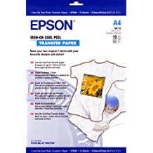 Epson C13S041154 - Papel de transferencia iron-on