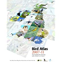 Bird Atlas 2007-11: The Breeding and Wintering Birds of Britain and Ireland (British Trust for Ornithology)